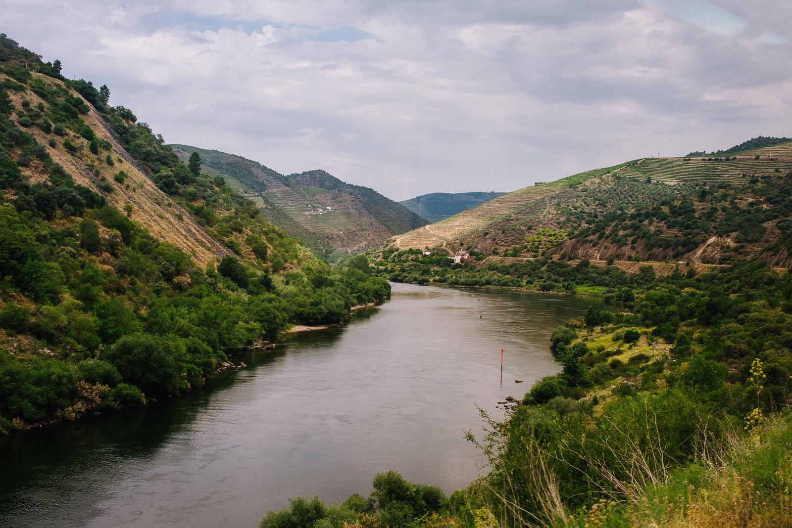 Duoro-völgy Portugáliában