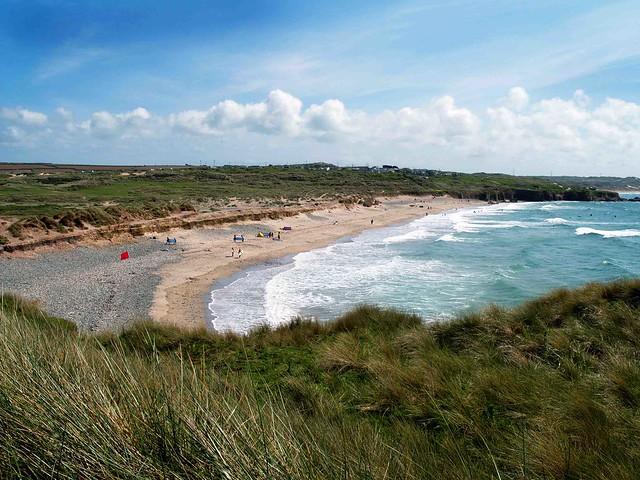 Cornish Beach  086