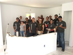 Maui Electric Habitat for Humanity - June 24, 2017: Job well done, team!