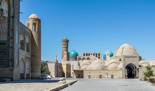 Bukara Uzbekistan-3
