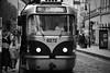 Praha (Prague) number fifteen streetcar ...
