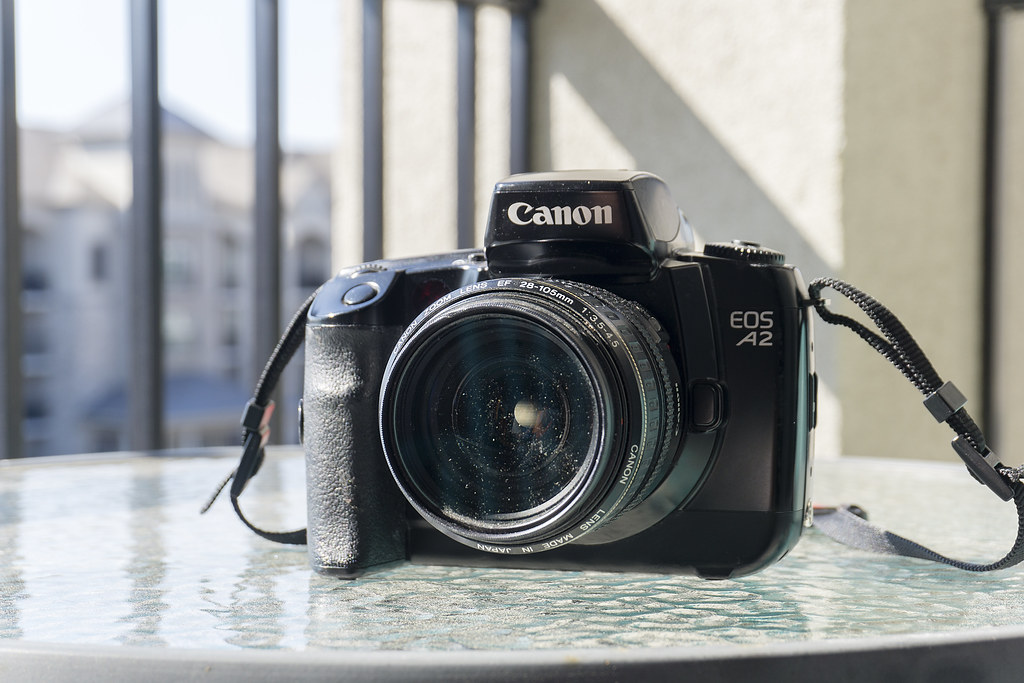 CCR Review 67 - Canon EOS A2