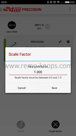 4iiii Device Configuration App 739