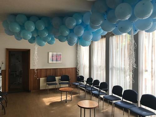 Heliumballonnen Oosterbegraafplaats Voorburg
