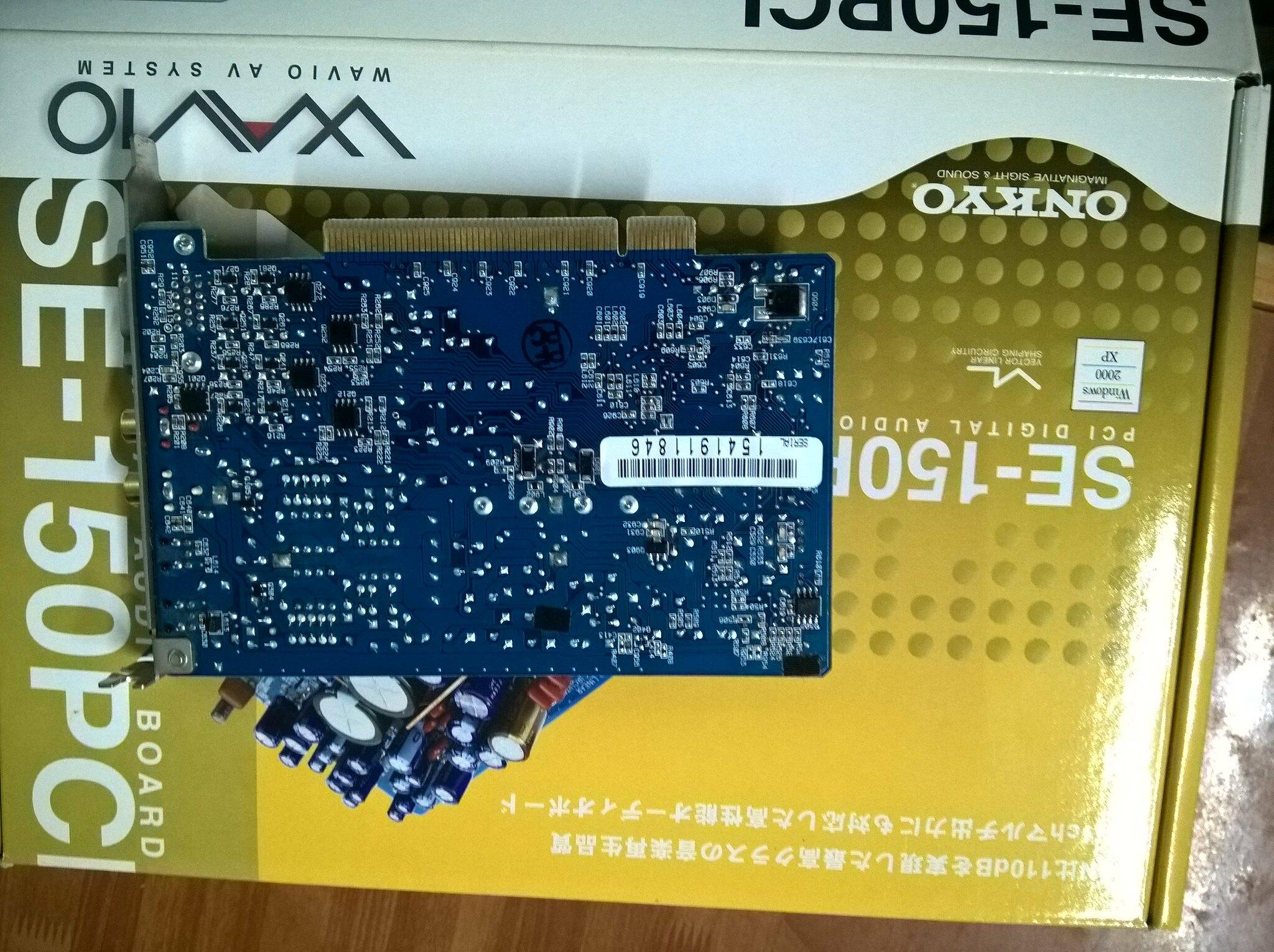 Onkyo từ Japan - U55SX, U55SX2, 200PCI LTD, 200PCI, 150PCI, 90PCI - 11
