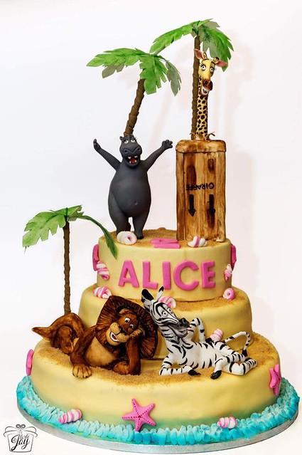 Cake by LE TORTE DI JOY