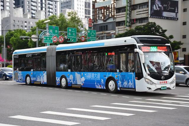 台中客運KKA-6233(原275-U8)