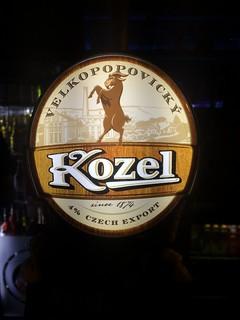 Velkopopovicky, Kozel Czech Export, Czech Republic