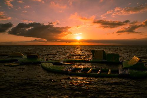 sunset nature himmel brygga3 sweden outdoor moln summer ocean malmö ribban solnedgång tbryggan water öresund ribersborgsstranden sky skånelän sverige se