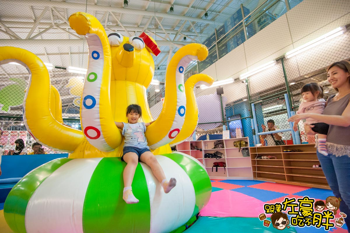 快樂小熊親子館-環球新左營車站店-53