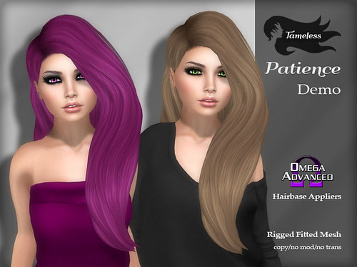 Tameless Hair Patience - Exclusive @ Hair Fair 2017