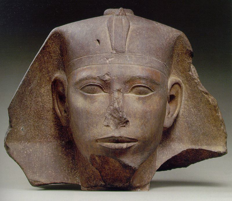 Head of King Djedefre