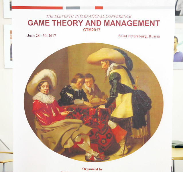 Game Theory and Management