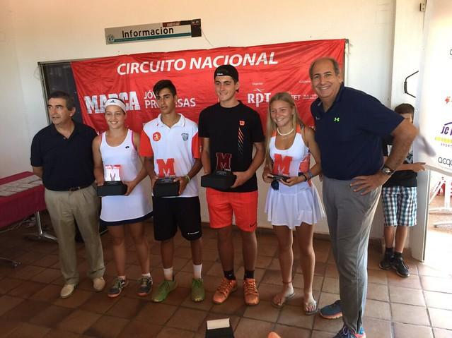 Torneo Marca Jovenes Promesas Castellón 2017