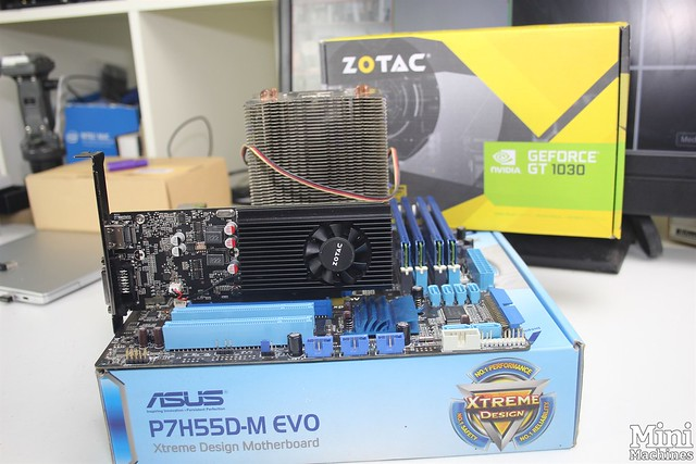 Zotac GeForce GT 1030 - 0027