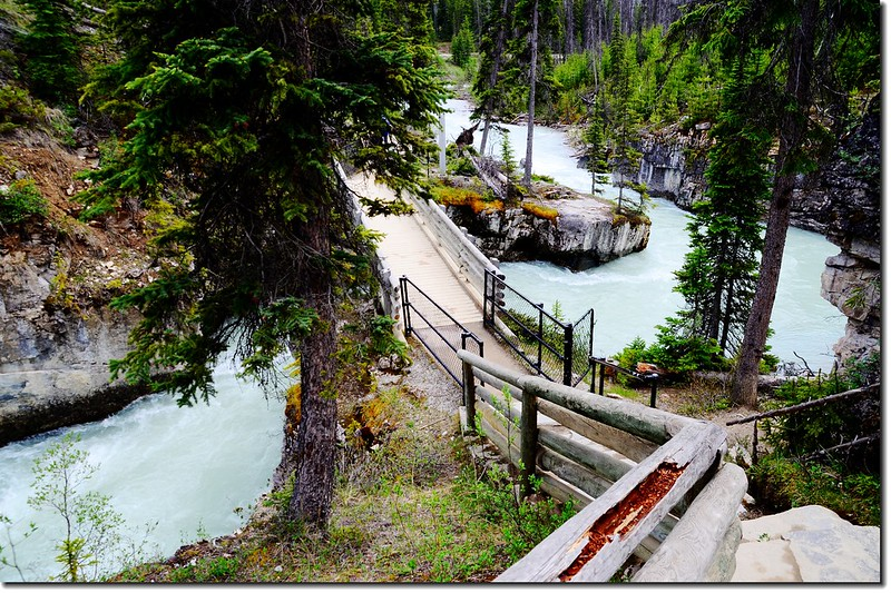Marble Canyon, Kootenay National Park 8