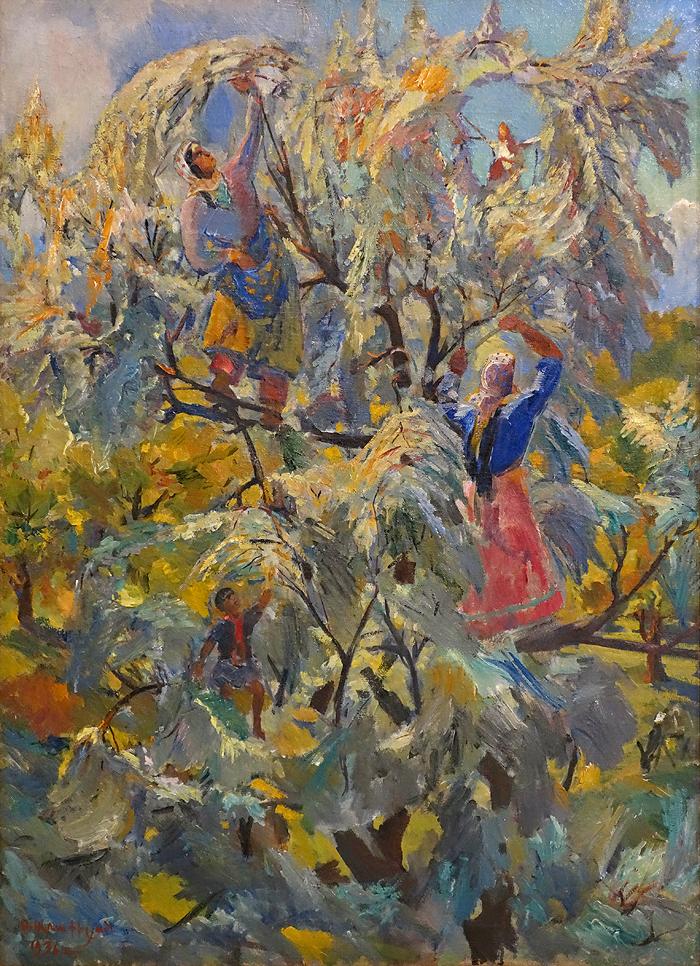 Armenian impressionism_09_Arakelian