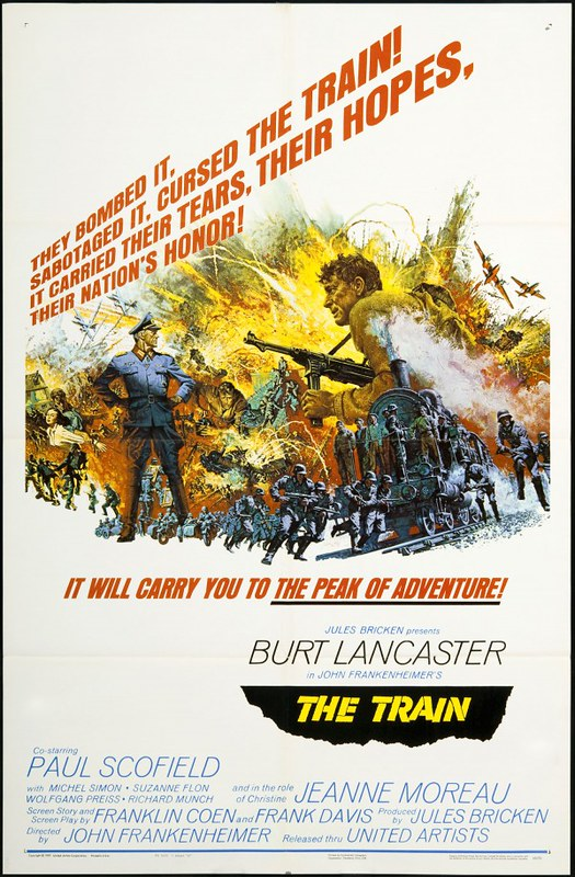 The Train - Poster 1