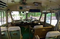 Shikoku Kotsu bonnet bus