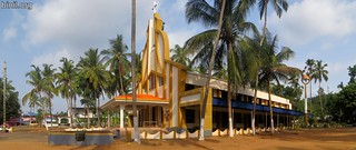 St. Antony's Church, Punnamparambu,Machad 3