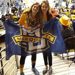 Happy #nationalbestfriendday! Tag your best #marquetteuniversity friends. #WeAreMarquette