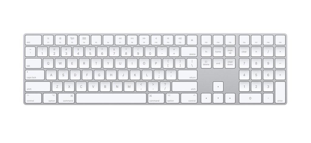 Magic Keyboard テンキー付き