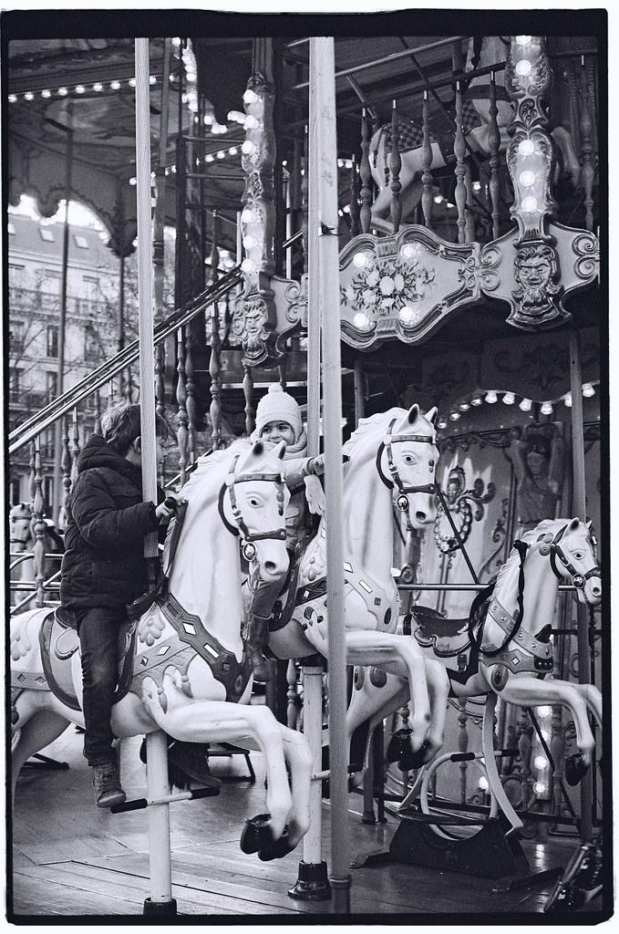 Un carrousel
