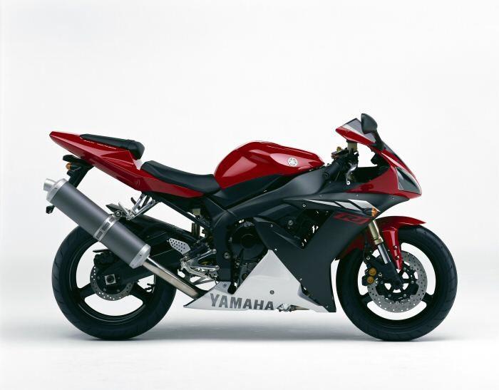 Yamaha YZF-R1 1000 2003 - 8