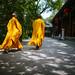 午齋時分 | Lunch time in a buddhist temple