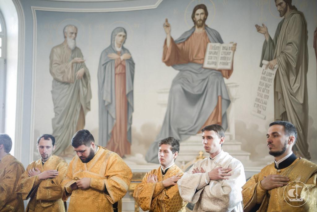 24-25 июня 2017, Неделя 3-я по Пятидесятнице. Собор Санкт-Петербургских святых / 24-25 June 2017, 3rd Week after Pentecost. Synaxis of the Saints of Saint-Petersburg