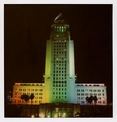 L.A. City Hall Pride