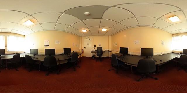 Wolfson Hall Computing Cluster