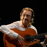 Spectacle Recital en familia de Pepe Habichuela, Josemi Carmona, Juan Carmona & Pepe Luis Carmona au Café Cantante