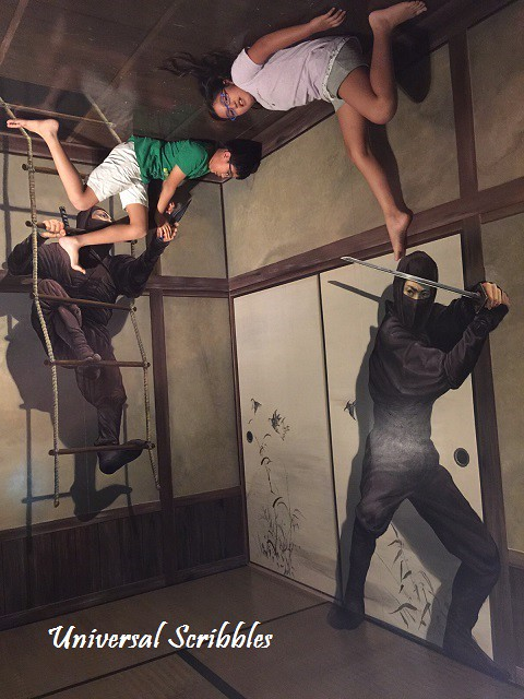 Tokyo Trick-Art Ninja