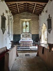 St Georges Church Kelmscot