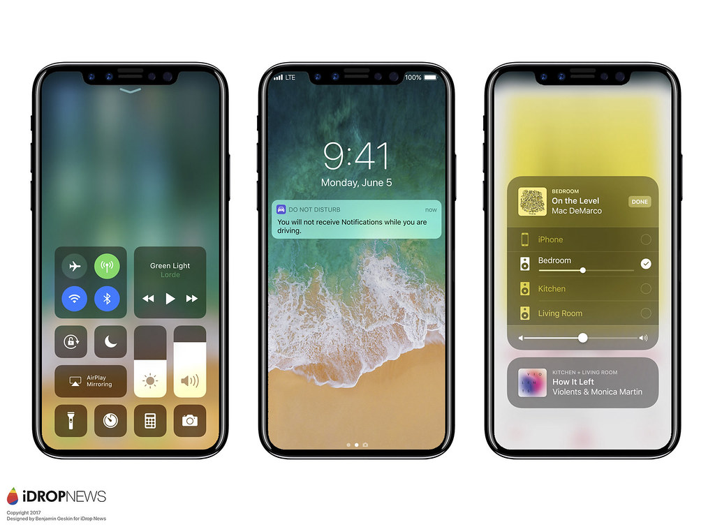 iPhone 8 iOS 11 1