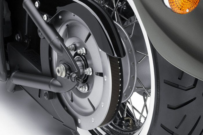 Kawasaki VN 900 Classic Special Edition 2014 - 6