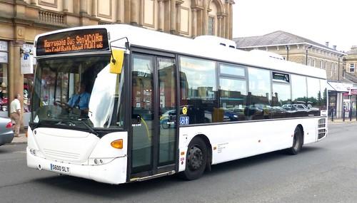 S600 SLT 'conneXionsbuses' Scania CN94UB Omnilink  on 'Dennis Basford's railsroadsrunways.blogspot.co.uk