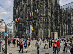 Köln Domplattform