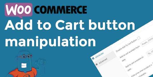 Add to Cart button WordPress Plugin free download