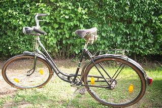 fa- NSU Damen Fahrrad