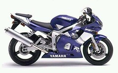 Yamaha YZF-R6 600 2002 - 4