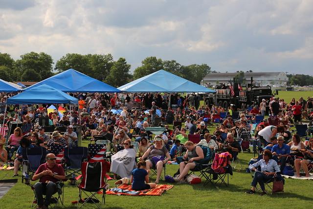 2017 June Summer Concert-Dix Centennial Celebration