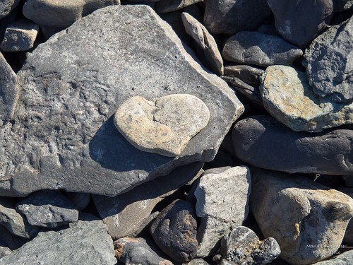 Herz aus Stein