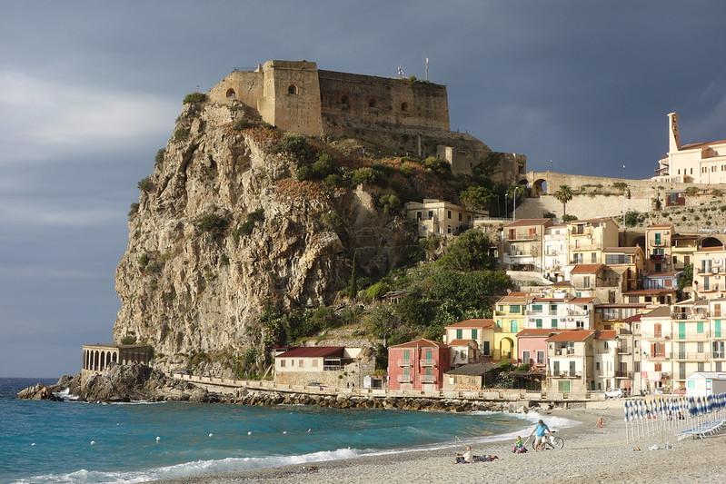 Castello Ruffo, Scilla