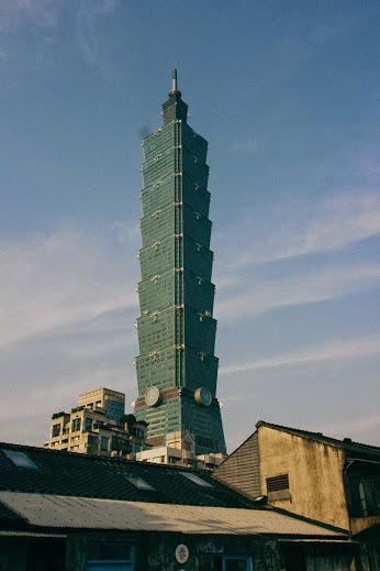 Tham quan Đài Bắc - Đài Loan - Taipei 101