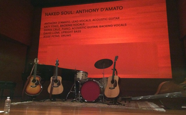 Fri, 2017-06-16 19:00 - Anthony D'Amato at the Rubin Musem