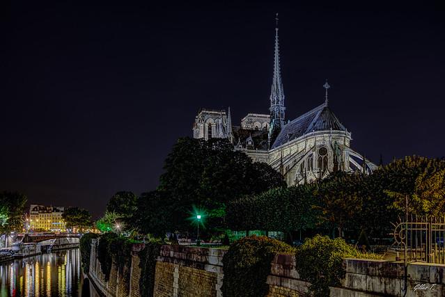 Cathédrale Notre-Dame de Paris - HDR