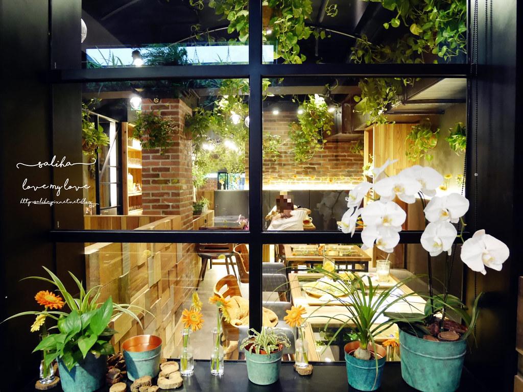 台北信義區花店咖啡館餐廳推薦FUJI FLOWER CAFE (6)