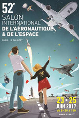 2017.06 FRANCE - LE BOURGET - 52° Salon Aéronautique
